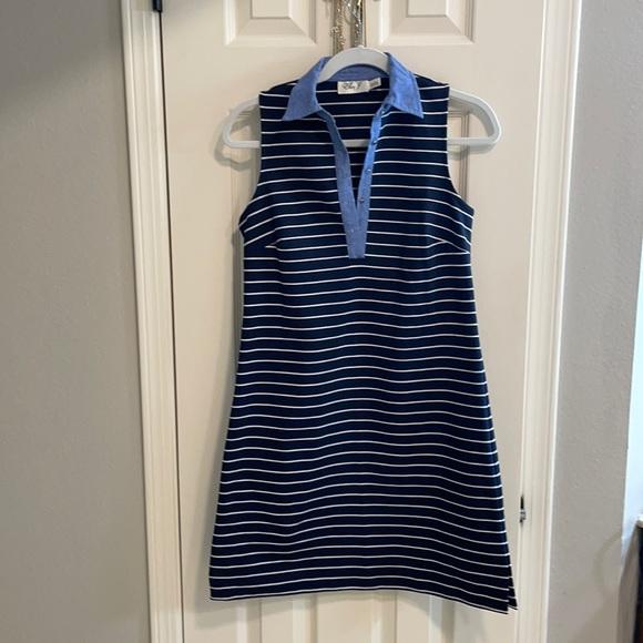 Eliza J sleeveless dress